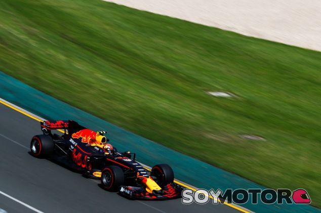 Max Verstappen cree que hay margen de mejora en el monoplaza - SoyMotor
