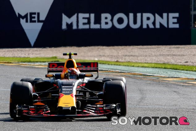 Max Verstappen terminó quinto en el GP de Australia - SoyMotor