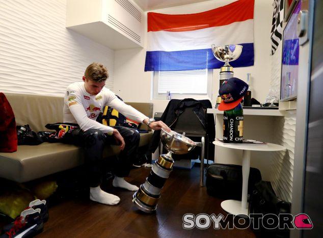 Max Verstappen es holandés, como el nuevo patrocinador de la Fórmula 1 - LaF1