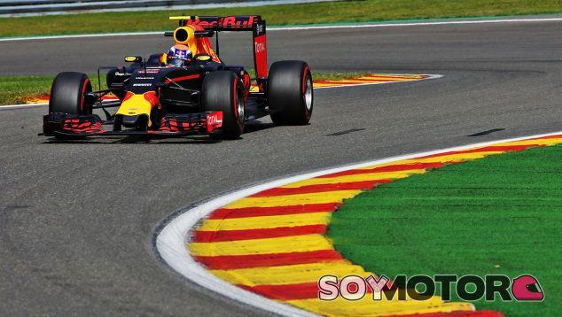 Verstappen espera poder volver a ganar mañana - LaF1