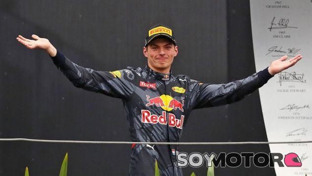 Verstappen fue el Piloto del Día - SoyMotor