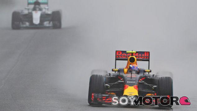 Verstappen dio una lección de pilotaje - SoyMotor
