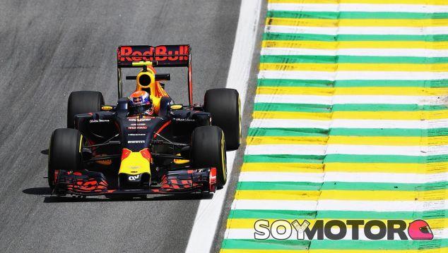 Verstappen en Brasil - SoyMotor