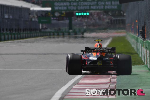 Max Verstappen en Canadá - SoyMotor