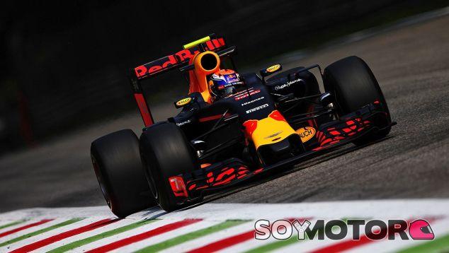 Verstappen espera mejorar mañana - LaF1