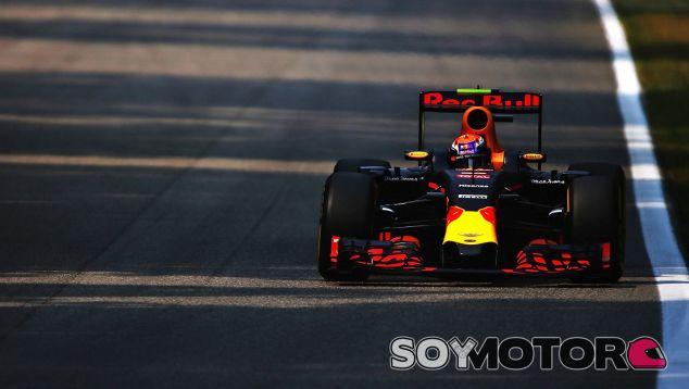 Verstappen no pudo brillar en la carrera de hoy - LaF1