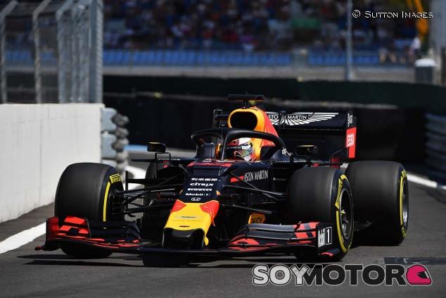 Max Verstappen en el GP de Francia F1 2019 - SoyMotor