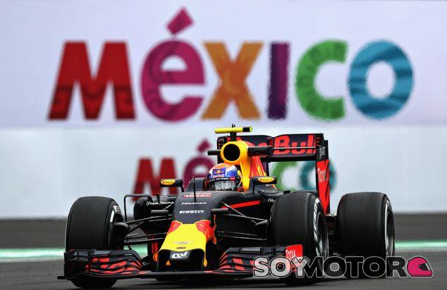 Max Verstappen en México - LaF1