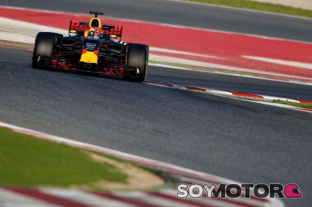 Max Verstappen en el RB13 - SoyMotor