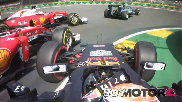 Verstappen ha sido muy crítico con al actitud de Verstappen tanto dentro como fuera de la pista - LaF1