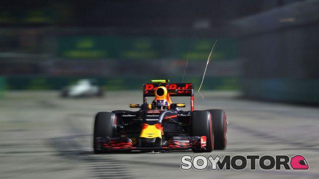 Verstappen espera subir al podio mañana - LaF1