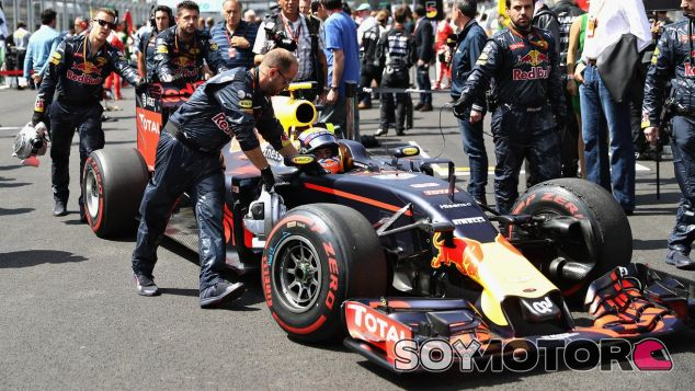 Verstappen está encantado con su imagen en la F1 - SoyMotor