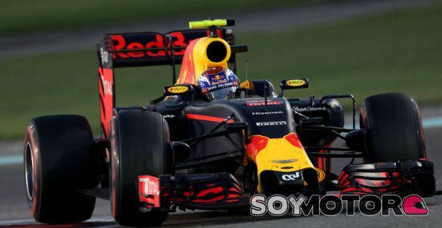 Verstappen durante un GP esta temporada - LaF1