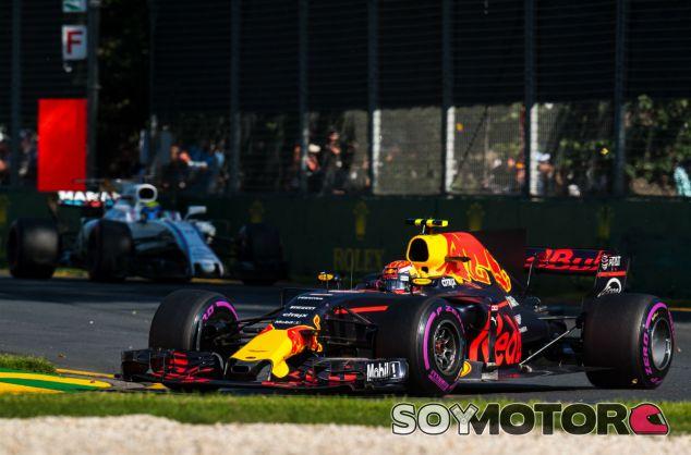 Red Bull en el GP de Australia F1 2017: Domingo - SoyMotor