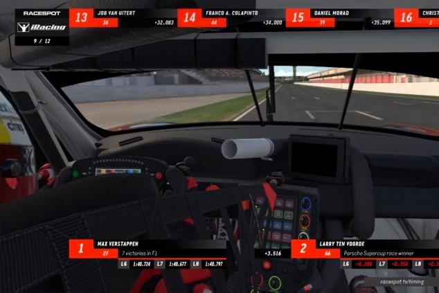 Simracing: Verstappen arrasa, podio de Juncadella y Norris... ¡se equivoca de coche! - SoyMotor.com