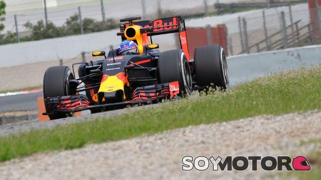Max Verstappen, hoy en Barcelona - LaF1