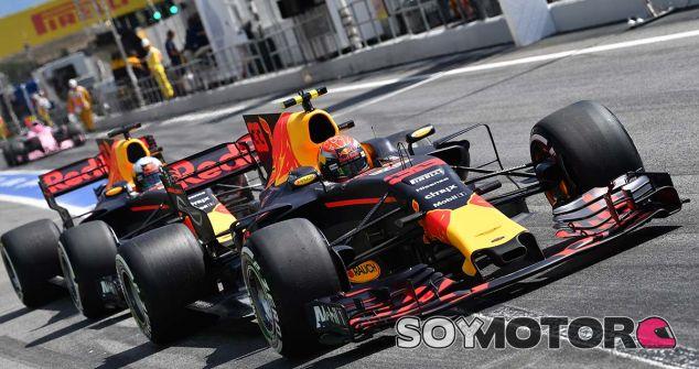 """Ricciardo: """"No me sorprende si Verstappen me supera a veces"""" - SoyMotor.com"""