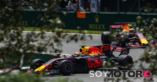 Red Bull en el GP de Canadá F1 2017: Sábado - SoyMotor.com