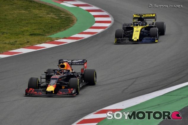 Renault quiere pelear con los equipos punteros en 2019 - SoyMotor.com