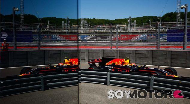 Red Bull en el GP de Rusia F1 2017: Viernes - SoyMotor.com