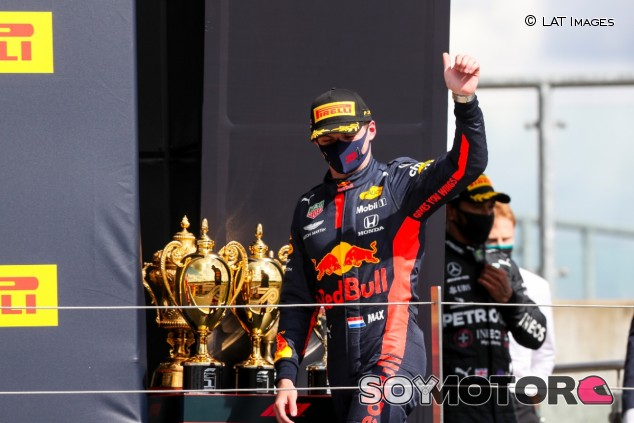 Max Verstappen en Silverstone - SoyMotor.com