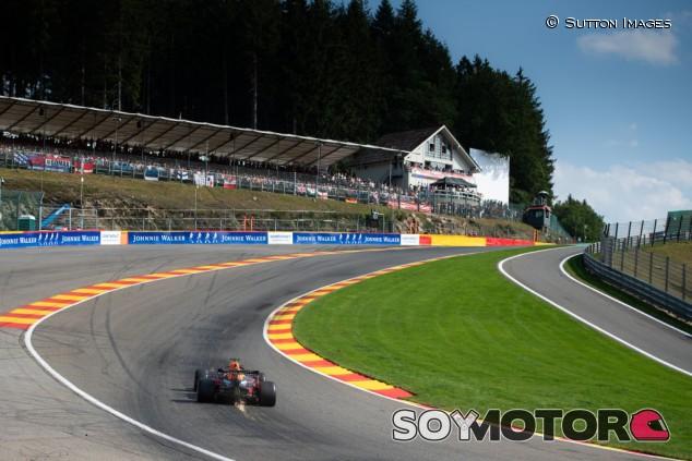 Power Rankings: Verstappen líder tras Spa; Sainz se mantiene tercero - SoyMotor.com