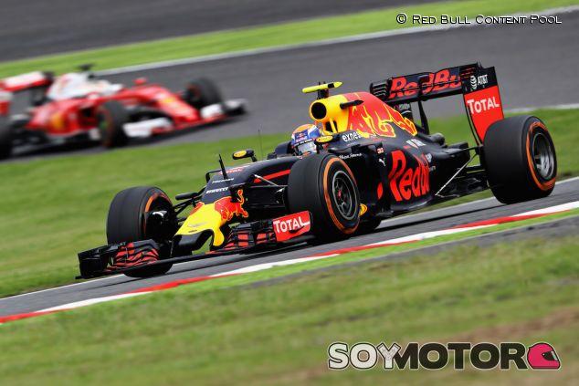 Max Verstappen en Suzuka - LaF1