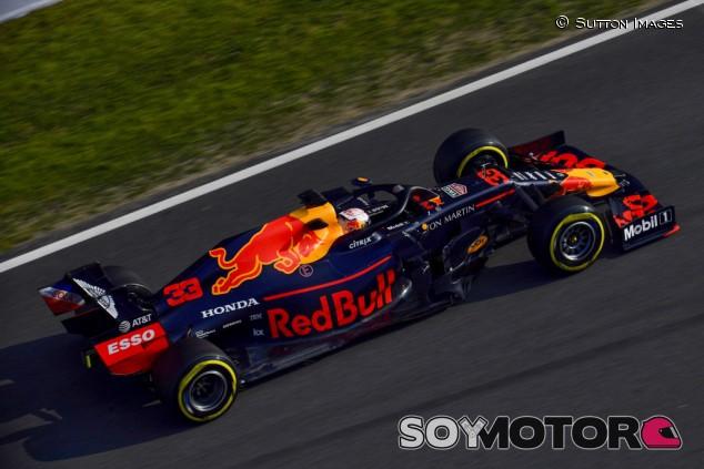 "Verstappen, sobre Honda: ""Todo lo que han prometido está aquí"" - SoyMotor.com"