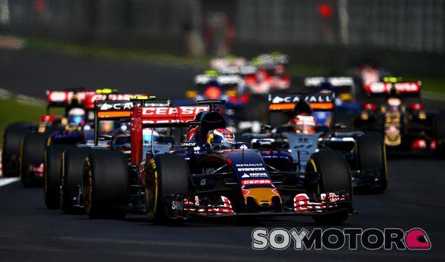 Verstappen en México - LaF1