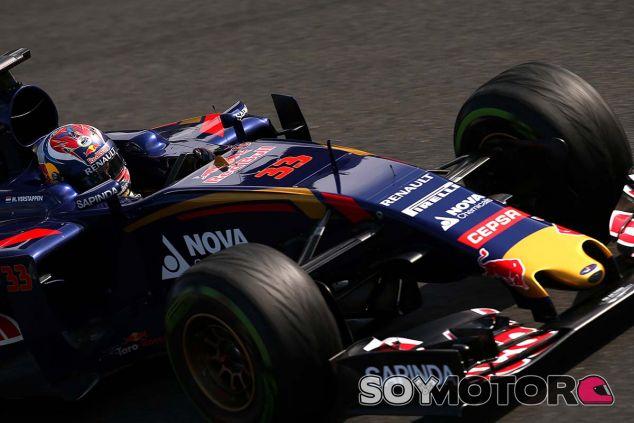 Max Verstappen en Monza - LaF1