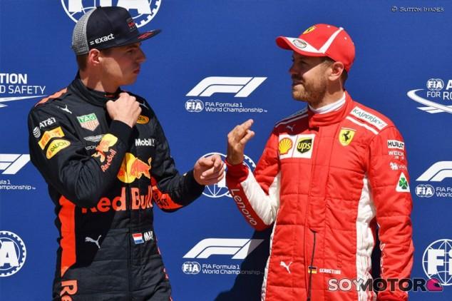 Vettel suena para volver a Red Bull en 2020, según prensa británica - SoyMotor.com