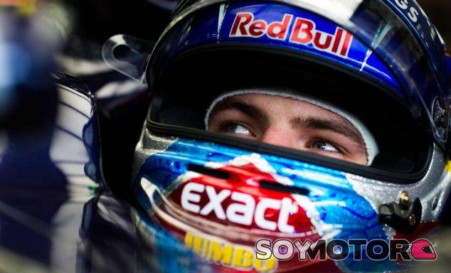 Max Verstappen finalizó en sexta posición - LaF1
