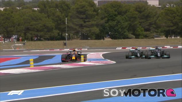 La FIA explica por qué no sancionó a algunos pilotos por saliste de pista en Paul Ricard - SoyMotor.com