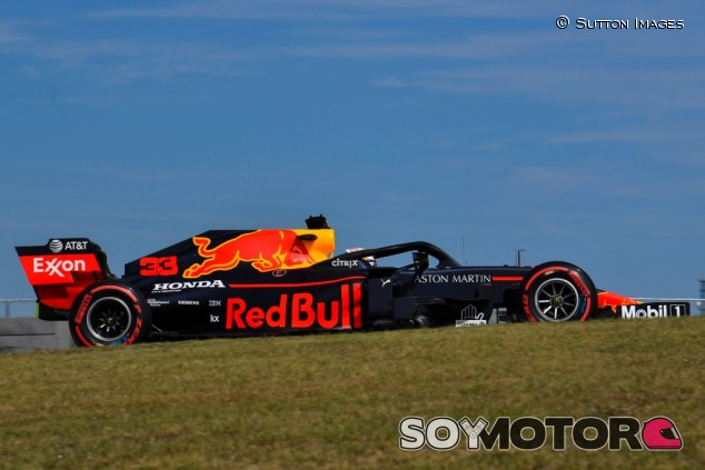 Red Bull en el GP de Estados Unidos F1 2019: Domingo - SoyMotor.com