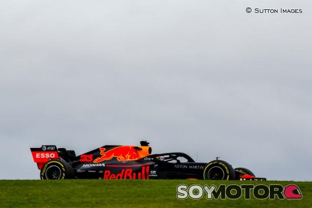 Red Bull en el GP de Brasil F1 2019: Domingo – SoyMotor.com