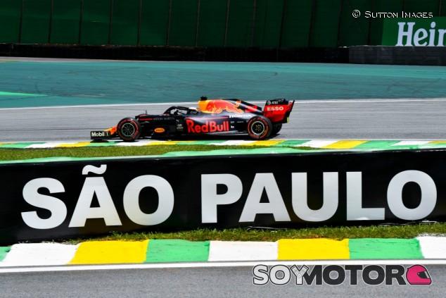 Red Bull en el GP de Brasil F1 2019: Sábado – SoyMotor.com