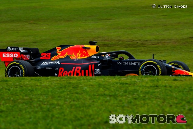 Red Bull en el GP de Brasil F1 2019: Viernes – SoyMotor.com