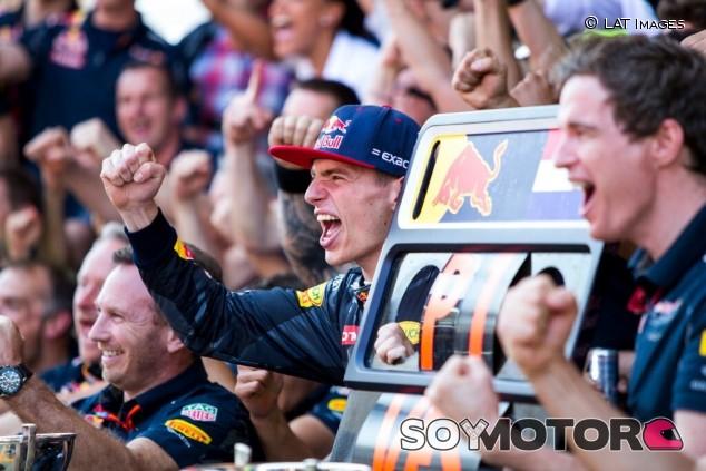 Verstappen: cinco años del fichaje de un campeón en potencia - SoyMotor.com