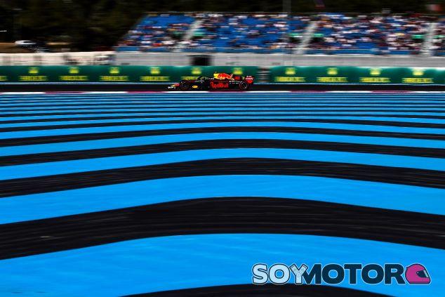 El RB14 de Red Bull en Francia – SoyMotor.com