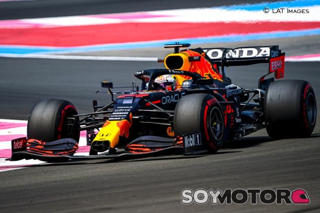 """Verstappen, prudente: """"Ha sido un buen día"""" - SoyMotor.com"""