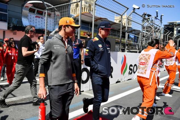 Norris y Verstappen correrán juntos las 24 Horas de Spa de iRacing  – SoyMotor.com