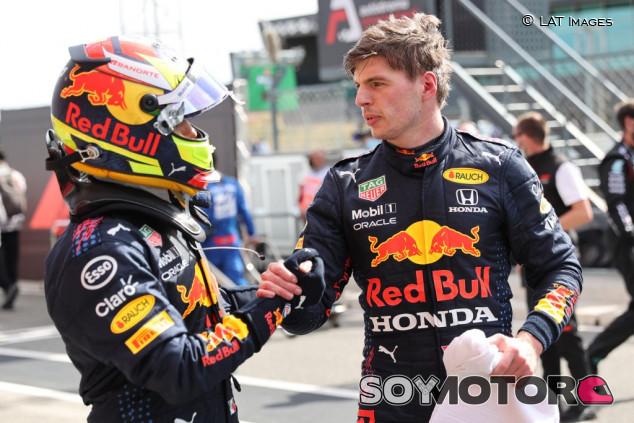 Power Rankings 2021: Verstappen, con mejor puntuación que Pérez en Bakú - SoyMotor.com