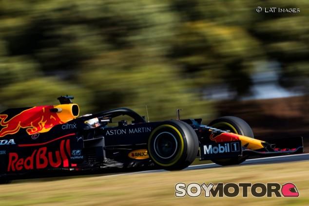 Red Bull en el GP de Portugal F1 2020: Viernes - SoyMotor.com