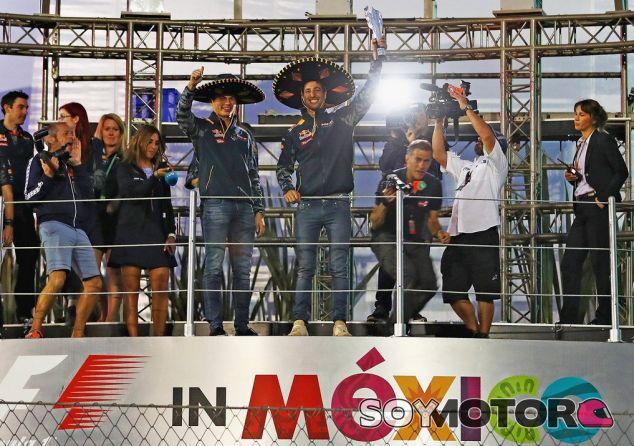 "Ricciardo: ""Lo hemos solucionado como hombres, como debe ser"" - SoyMotor.com"