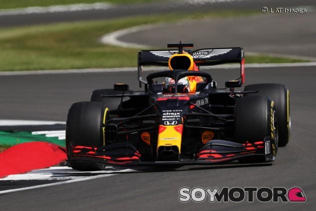 Red Bull en el GP del 70º Aniversario F1 2020: Previo - SoyMotor.com