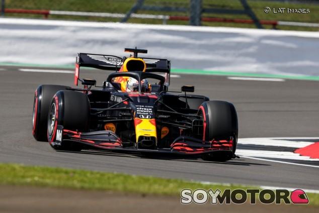 Red Bull en el GP de Gran Bretaña F1 2020: Viernes - SoyMotor.com