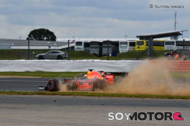 Red Bull en el GP de Gran Bretaña F1 2019: Viernes – SoyMotor.com