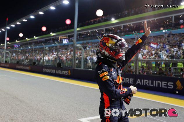 Max Verstappen - SoyMotor.com