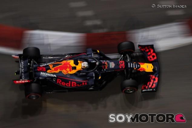 Red Bull en el GP de Singapur F1 2019: Sábado – SoyMotor.com