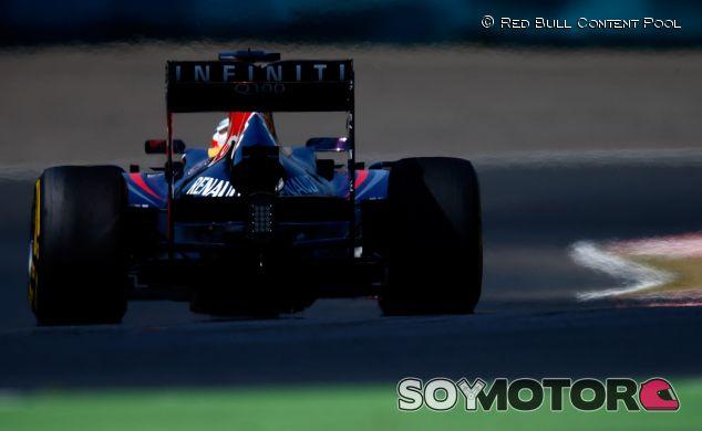RB9 de Sebastian Vettel en Hungría